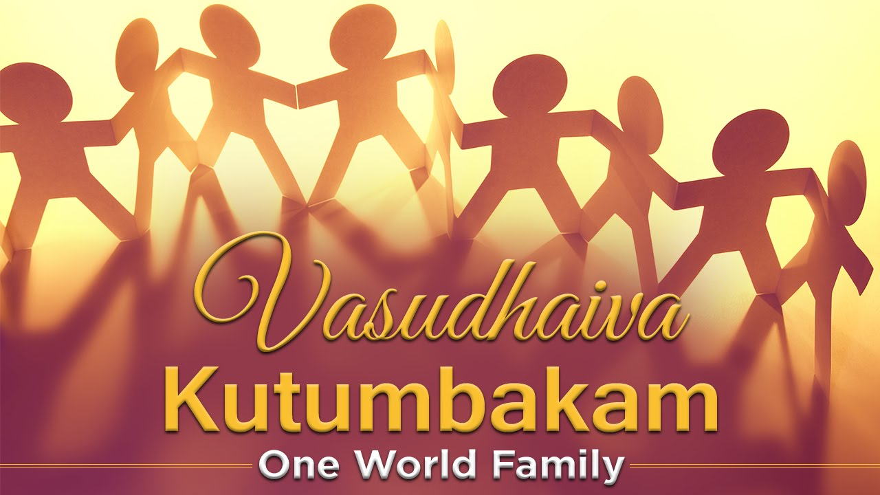 oneness of god on vasudhaiv kutumbakam Vasudhaiv kutumbakam tweets are my personal opinions former chess coach&player, youth trainer nasik'india skip to content home home home, current page moments moments moments, current page search query search twitter saved searches  we are happy to announce collaboration with one of the top banks,.