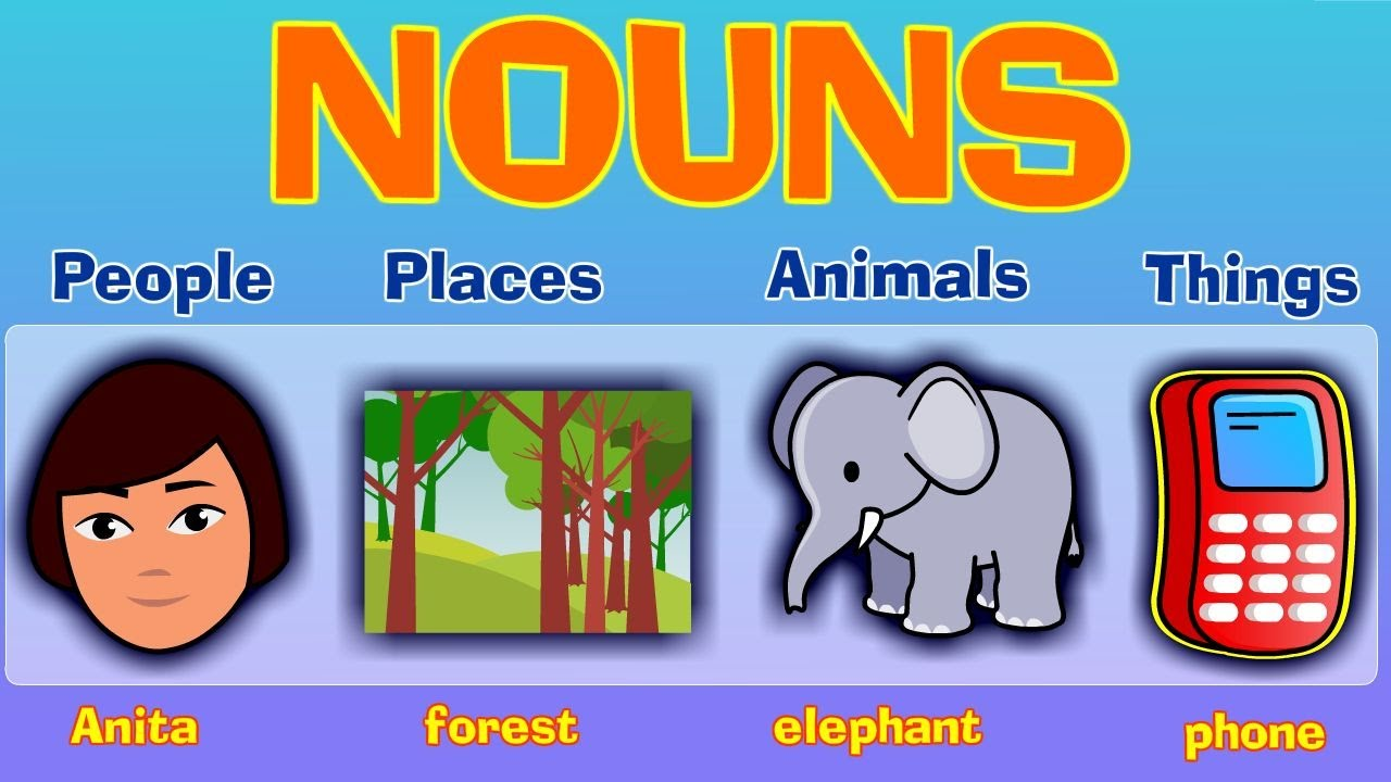 list of nouns in english pdf